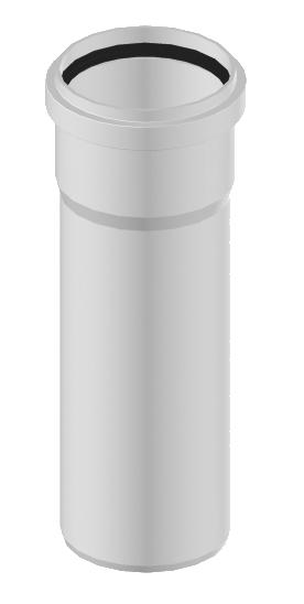Längenelement 560 mm - Kunststoff für Jeremias EW-PPS