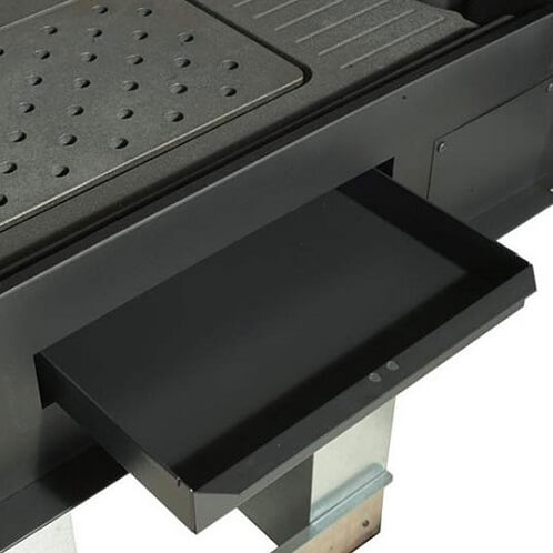 Kamineinsatz La Nordica Focolare 80 Idro Crystal DSA 15,4kW wasserführend