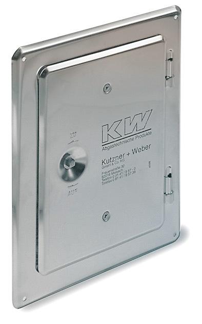 Kamintür RV 200/300 von Kutzner & Weber