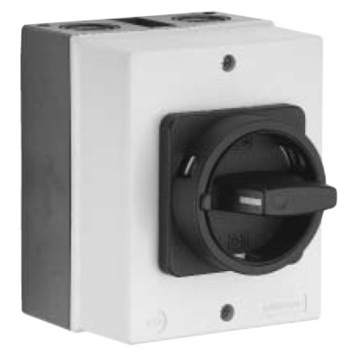 Rauchsauger Wartungsschalter 2-polig - Kutzner & Weber