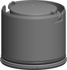 Rückstromsicherung PPS Ø 80 mm - Jeremias EW-PPS