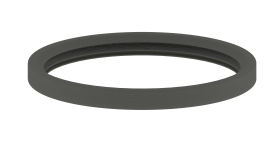 Dichtring für Innen - oder Außenrohr - konzentrisch für Tecnovis TWIN