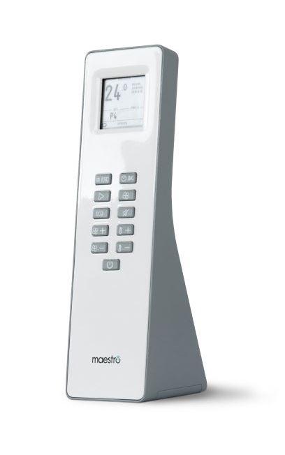 Pelletofenzubehör MCZ - Fernsteuerung mit Raumthermostatfunktion freestanding