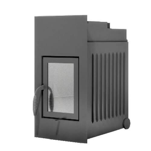 Heizeinsatz LEDA Diamant H10, 7-9 kW