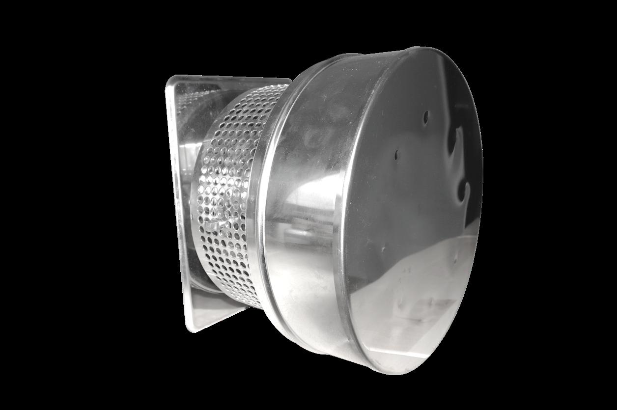 Zugbegrenzer für den Außenbereich für Tecnovis TEC-DW-FU und TEC-DW-Silver