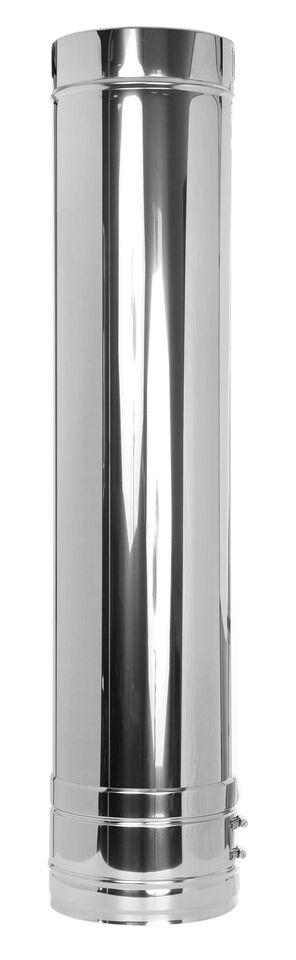 Längenelement 1000 mm - doppelwandig - Tecnovis TEC-DW-FU