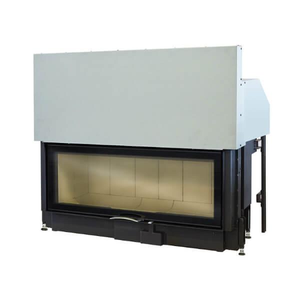Kamineinsatz Austroflamm 120x45S 2.0 12kW, Schiebetür