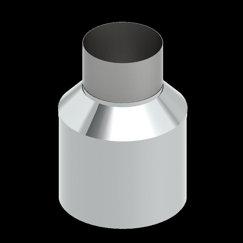 Mündungsabschluss - konzentrisch für Tecnovis TWIN-P