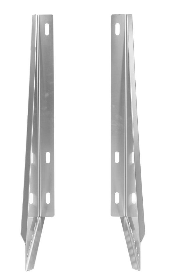Konsolbleche, verstellbar von 50 - 150 mm - Tecnovis doppelwandig