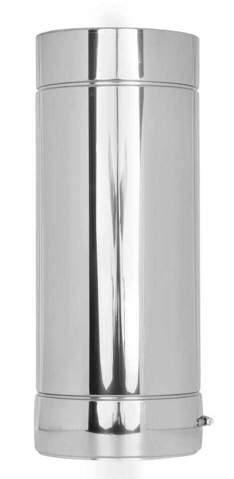 Längenelement 500 mm - doppelwandig - Tecnovis TEC-DW-Standard