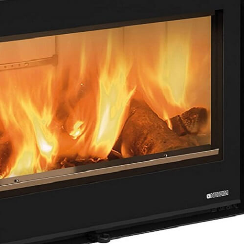 Kamineinsatz La Nordica Inserto 80 Wide 7,4 kW