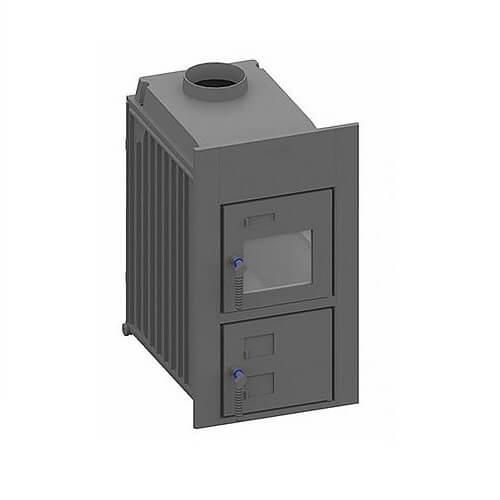Heizeinsatz Olsberg Format 11, 11 kW