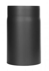 Ofenrohr FERRO1405 - Längenelement 250 mm schwarz
