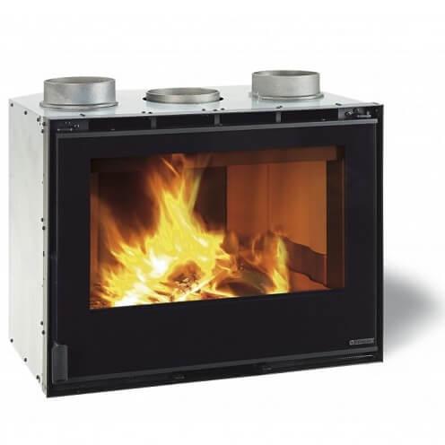 Kamineinsatz La Nordica Inserto 70 Crystal - Ventilato 9 kW