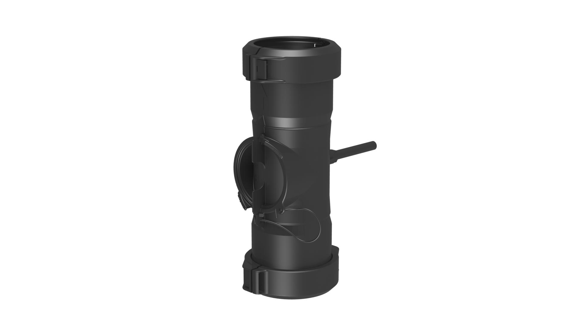 Inspektionselement - Kunststoff für Jeremias EW-PP-FLEX