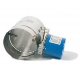 Motorische Abgasklappe MOK STA 2 (S3) 230V von Kutzner & Weber