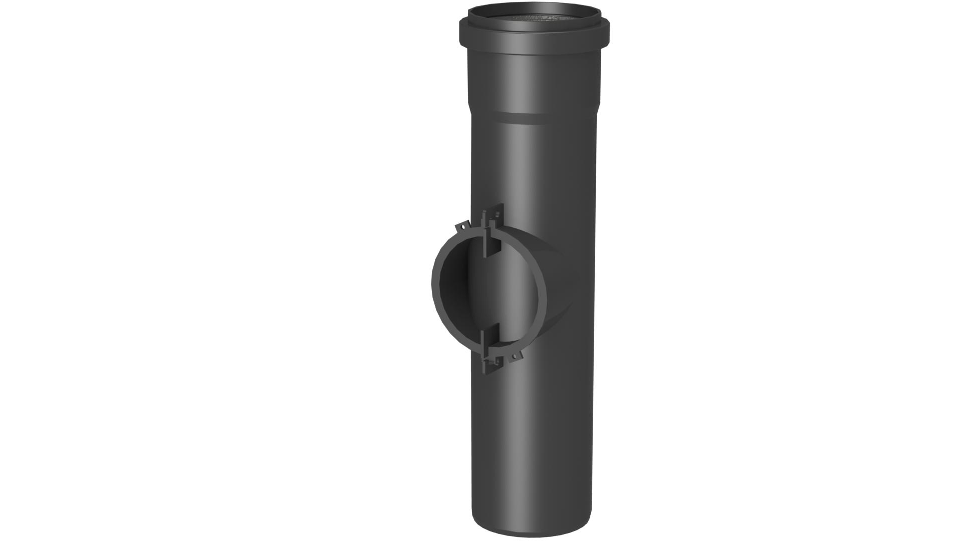Inspektionselement - Kunststoff für Jeremias EW-PPS