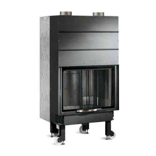 Kamineinsatz La Nordica Monoblocco Ghisa 750 - Piano 13 kW